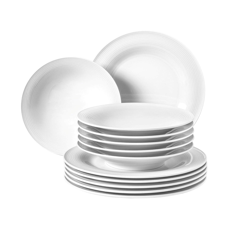 Seltmann Weiden Beat Vajilla, Porcelana: Amazon.es: Hogar