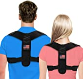 back facing truweo posture corrector