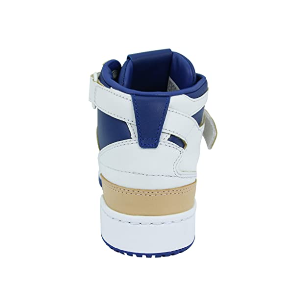 huge selection of 7841a 6ce26 adidas Herren Forum Mid (Wrap) Basketballschuhe BY4412