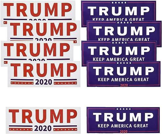 "Trump 2020 Keeping America Great decal sticker 4/"""