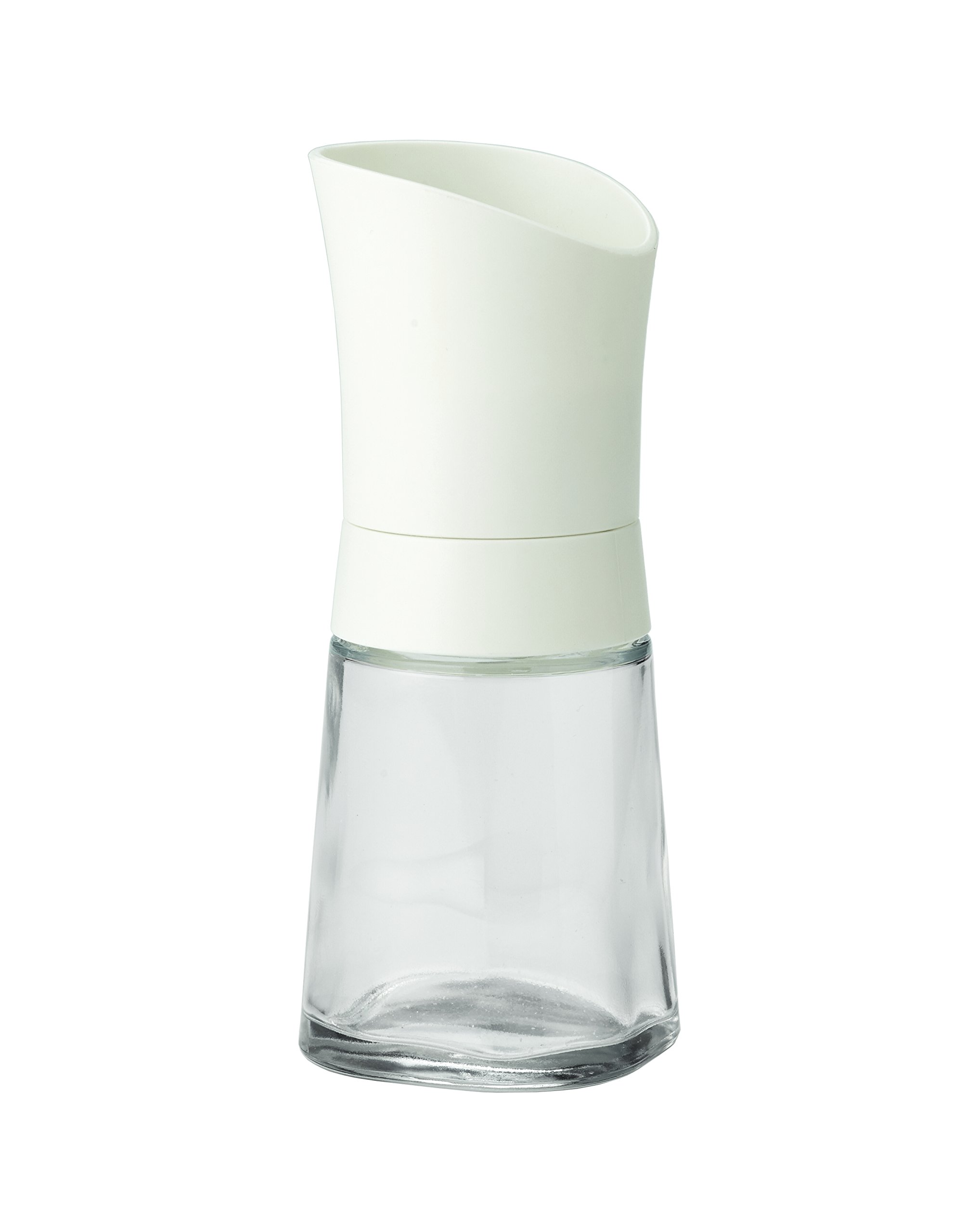 Linden Sweden 012186 Lily Spice Grinder, White