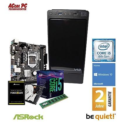 Acom Oferta del Mes, Intel Core i5 - 8400, 8 GB RAM, 120 GB SSD + ...