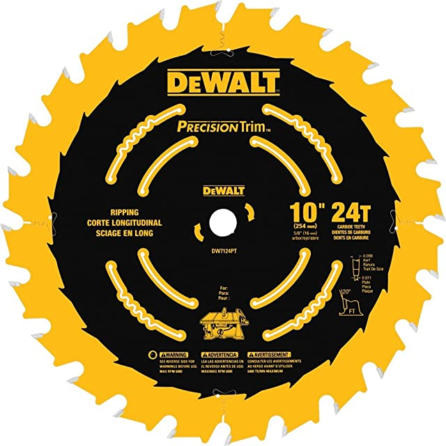 DEWALT Table Saw Blade