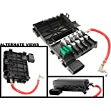 looyuan oem fuse box battery terminal fit for. Black Bedroom Furniture Sets. Home Design Ideas
