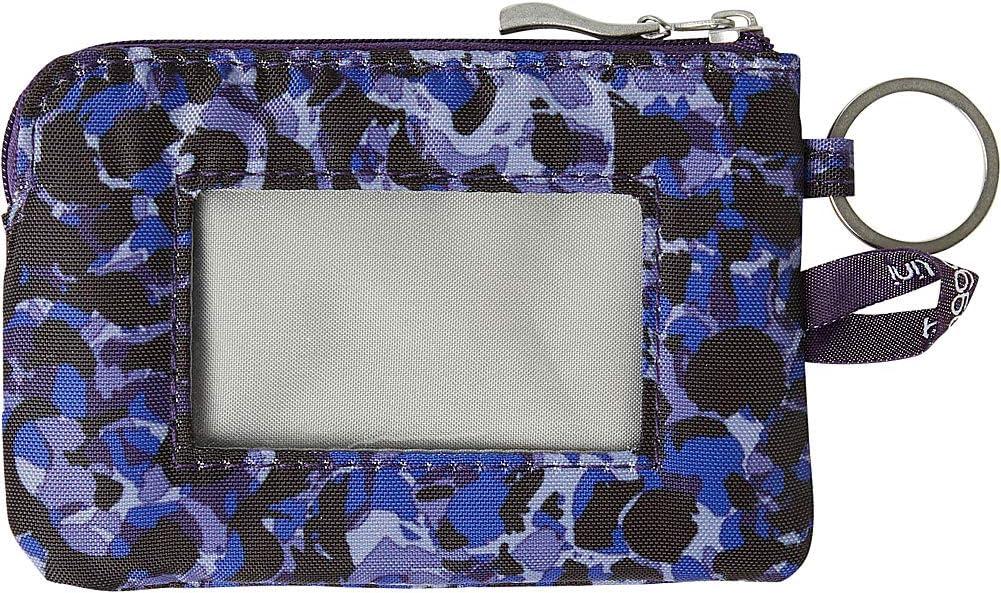 Abstract Bloom Violett baggallini RFID-Kartenetui - CCS490