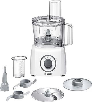 Amazon De Bosch Mcm3100w Kompakt Kuchenmaschine 800 W 2 3 L