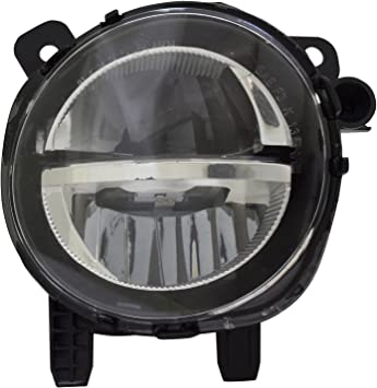 Amazon Com Tyc 19 6185 00 1 Fog Lamp Compatible With Bmw Replacement Right Automotive