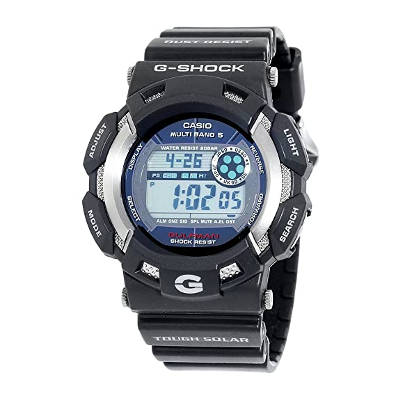 Casio GW9100-1 Hombres Relojes