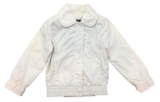 Tommy Hilfiger - Chaqueta Impermeable Blanca Talla 4 Años: Amazon.es: Ropa y accesorios