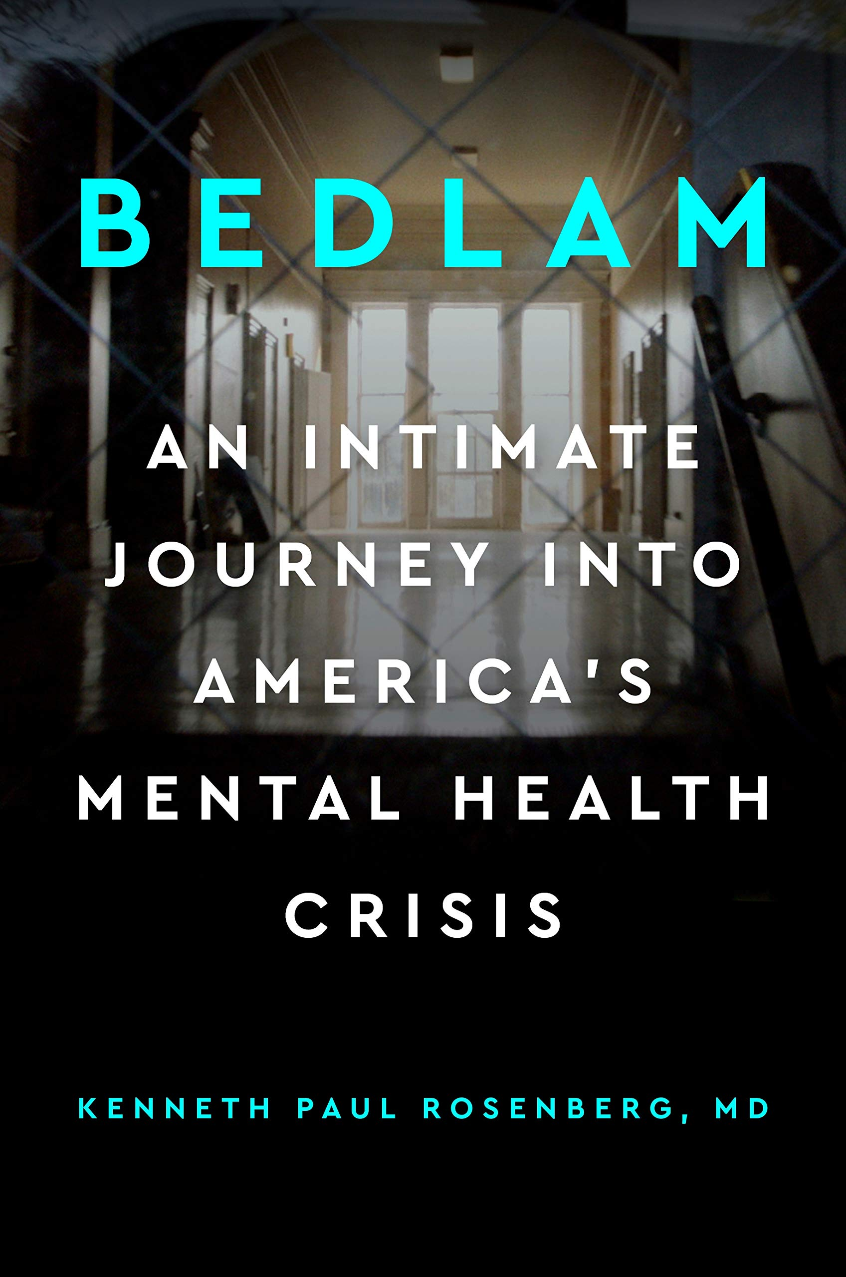 Bedlam: An Intimate Journey Into America's Mental Health Crisis by Avery