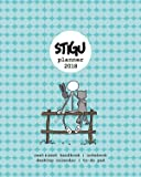 The Stigu Planner 2018: The Most Clever Desktop Planner with a Wellbeing Twist: Planner, Diary, Calendar, to-Do Pad, Notebook and Wellbeing Handbook - All in One