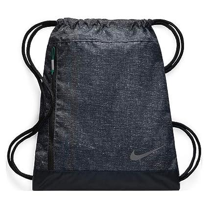 Amazon.com: Nike 2018 - Gimnasio deportivo, color negro y ...