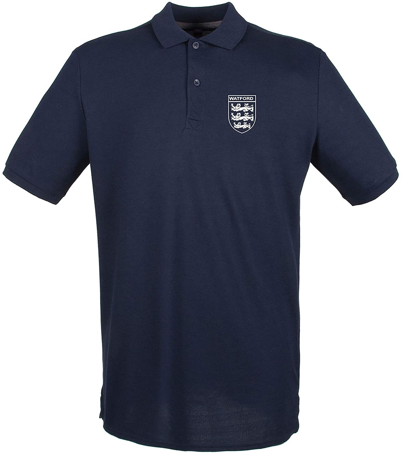 3 Lions Watford Club and Country Polo Small Crest Kids Navy