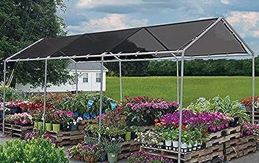 BeGrit - Bloqueador Solar de Malla Resistente a los Rayos UV, para Estanque, Red para jardín o Planta 2 * 3 Metros, Tasa de sombreado 50% -60%: Amazon.es: Jardín