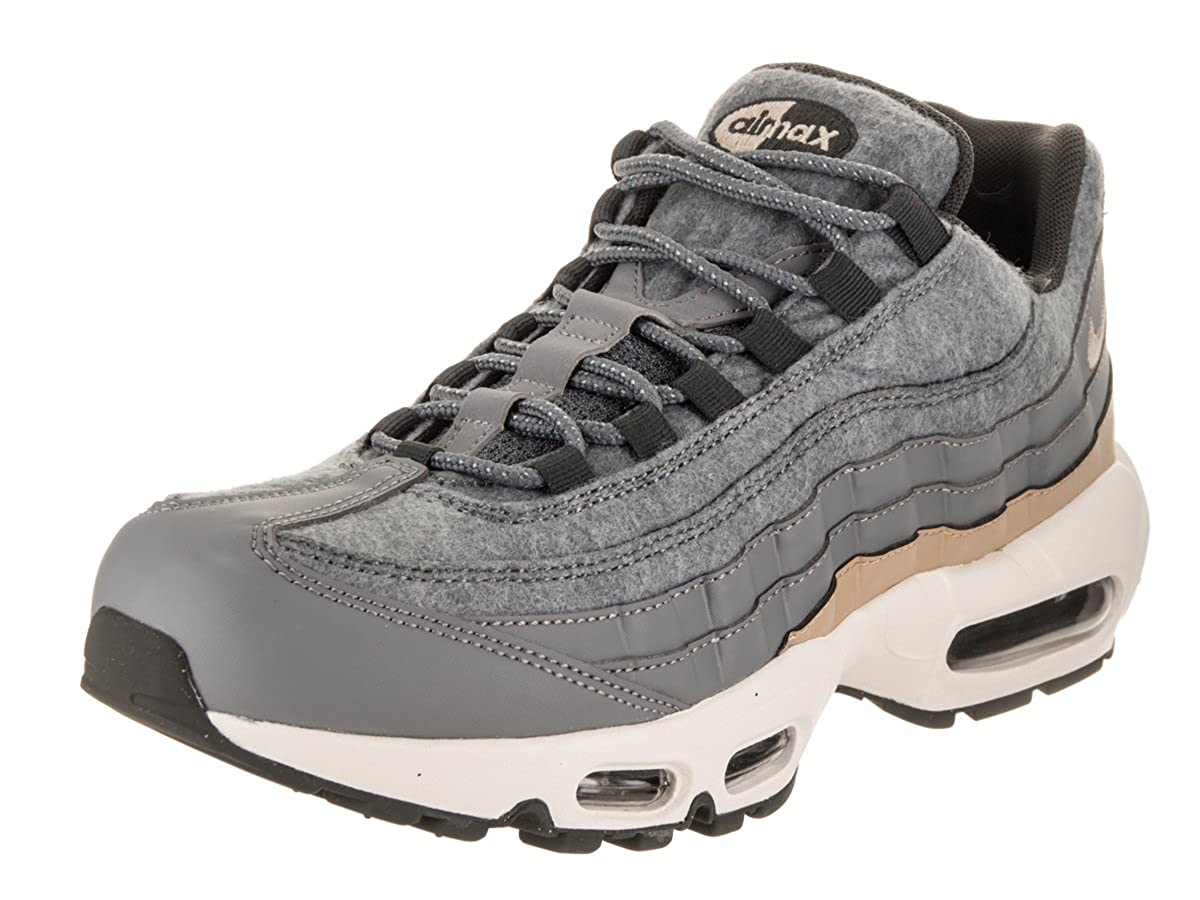 quality design 1158e 9fa8f Amazon.com | Nike Men's Air Max 95 Premium Running Shoe 11 ...