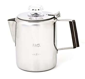 Chinook 41110 Coffee Percolator