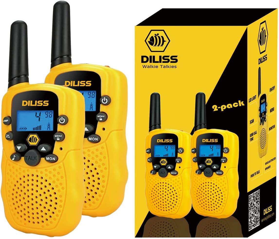 Kids Walkie Talkies
