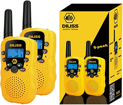 Walkie Talkies for Kids review
