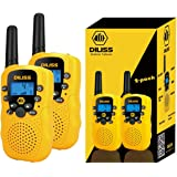 DilissToys Walkie Talkies for Kids Voice Activated Walkie Talkies for Adults and Kids 3 Mile Range 2 Way Radio Walkie…
