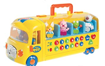Korea No.1 Toy Brand Educational Baby Kids Wooden Korean Alphabet Puzzle