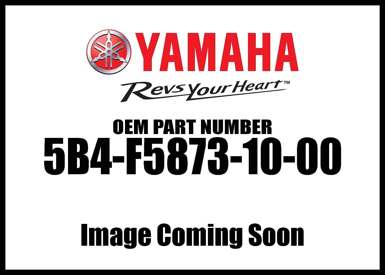 Brake 2; 5B4F58731000 Made by Yamaha Yamaha 5B4-F5873-10-00 Hose