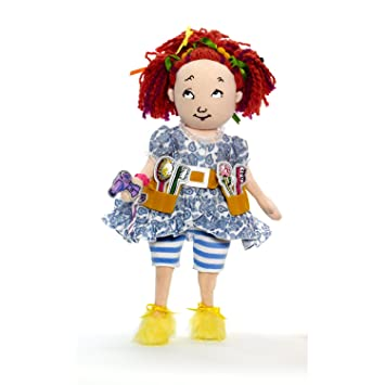 Amazon.es: Fancy Nancy muñeca de trapo oh La La, es un día ...