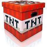 Minecraft TNT Block Storage Cube Organizer | Minecraft Storage Cube | TNT Block From Minecraft Cubbies Storage Cubes…