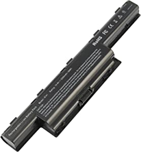 Bay Valley Parts New Replacement Laptop Battery for Acer AS10D31 AS10D51, Acer Aspire 5253 5251 5336 5349 5551 5552 5560 5733 5733Z / Acer TravelMate 5740 5735 5740G / Gateway NV55C NV50A NV53A NV59C