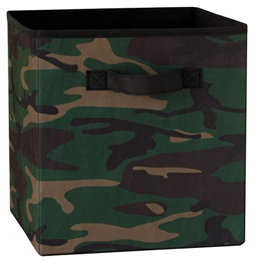 Amazon.com: Trap-a-Crap Toilet Paper Camouflage Storage Bin ...