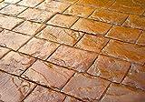 Roman Cobble   Concrete Stamp Set by Walttools - 5