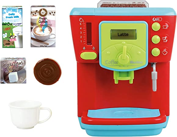 Amazon.com: Playgo – Máquina de café Playhouse: Toys & Games