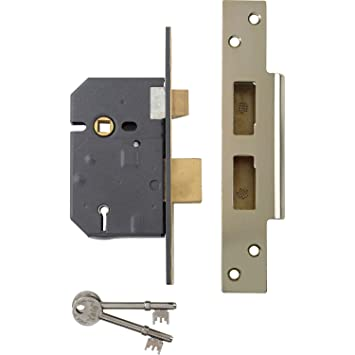 Advanced Yale Locks (UK spec) PM560 de seguridad BS 5 puntos cerradura empotrable 67