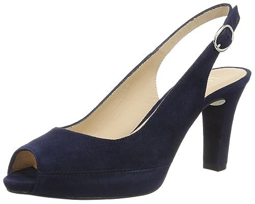Unisa Damen Nick_17_ks Offene Sandalen mit Keilabsatz