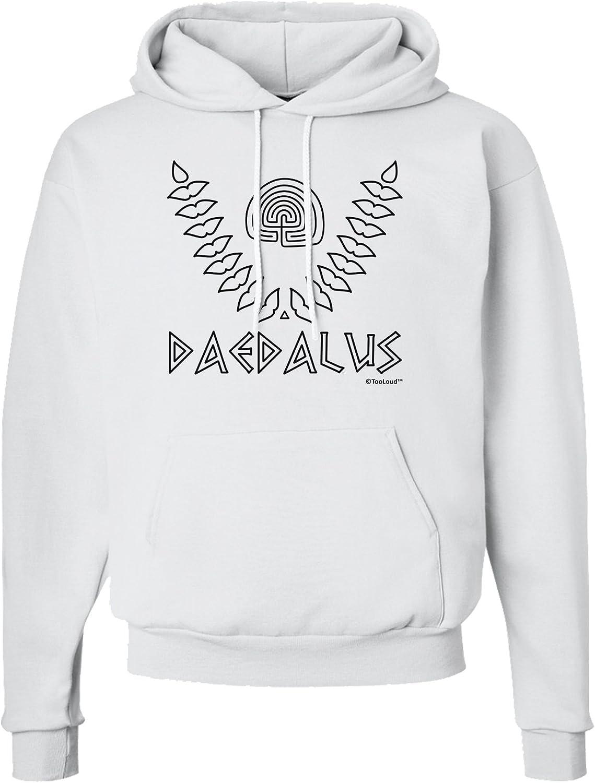 Greek Mythology Hoodie Sweatshirt Daedalus TOOLOUD Labyrinth