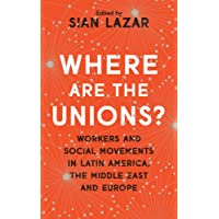 Where Are the Unions?: Workers and Social Movements in Latin America, Middle East and Europe