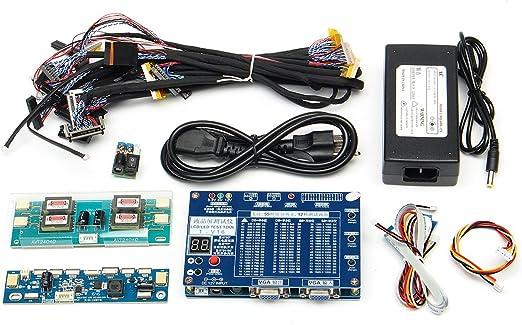 Tutoy Panel De Prueba De La Herramienta Led LCD Pantalla Tester ...