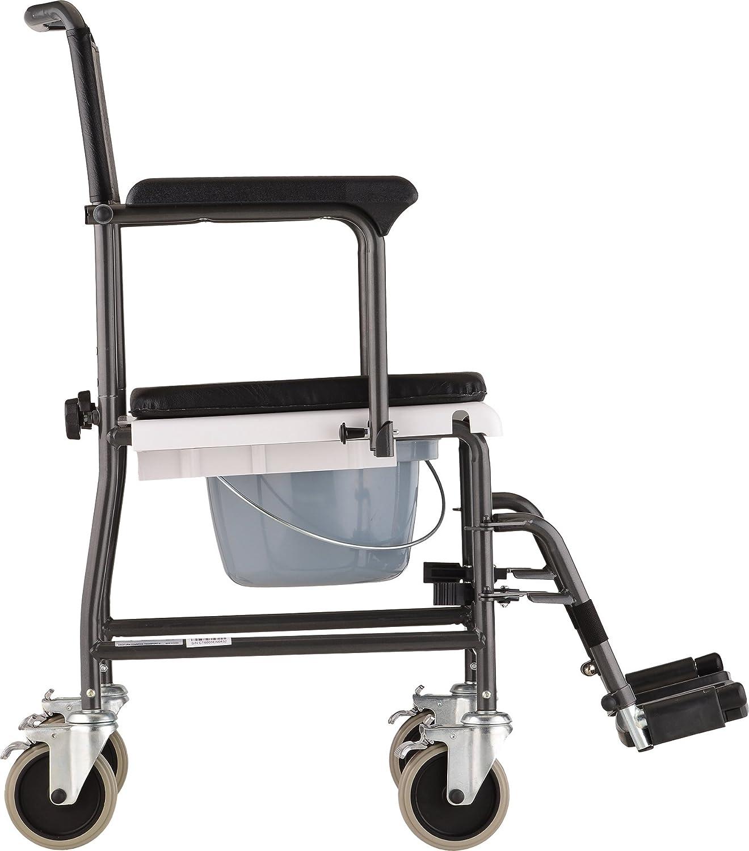 Amazon NOVA Medical Products Drop Arm Transport Chair mode