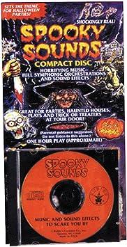 NET TOYS CD de música de Halloween Sonido Horror Terror ...