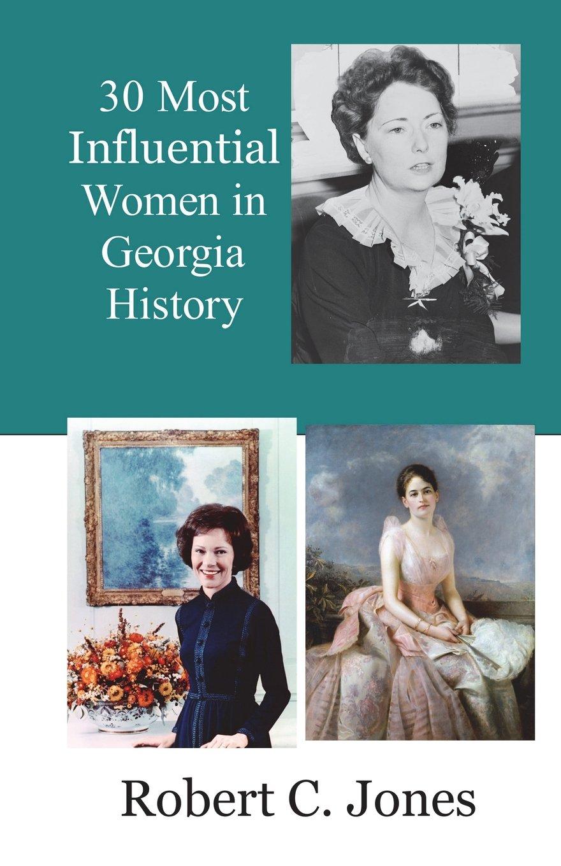 Download 30 Most Influential Women in Georgia History pdf epub