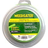 """Weed Eater 588937905 .080"""" x 100' Round Trimmer Line"""