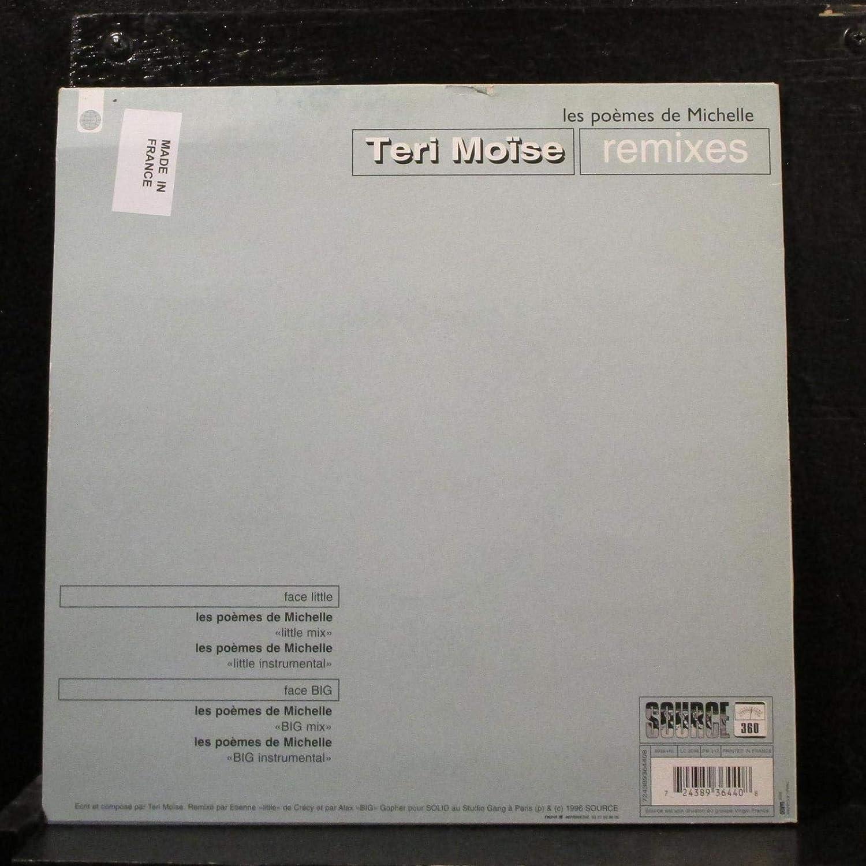 Teri Moise Teri Moise Les Poemes De Michelle Remixes