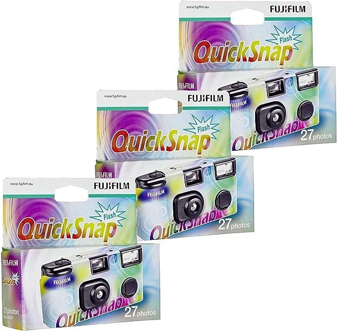 3 Einweg Kameras Mit Blitz Kamera