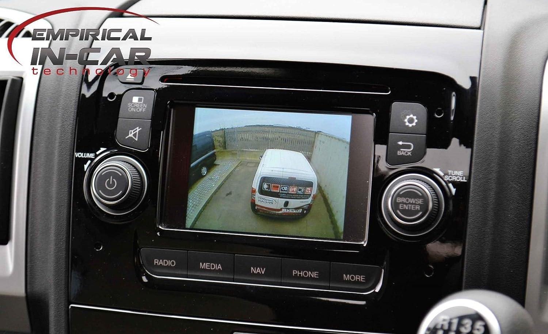 Radio Peugeot Boxer Cam/éra de recul pour O.E.M