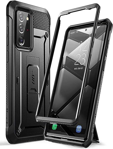 Supcase Outdoor Hülle Für Samsung Galaxy Note 20 Ultra 6 9 5g Handyhülle Bumper Case Rugged Schutzhülle Cover Unicorn Beetle Pro Ohne Displayschutz Mit Gürtelclip Und Ständer Schwarz Elektronik