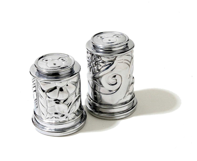 Smart Living Disney Mickey Mouse Flora Mini Salt and Pepper Set SS-KHD-14981