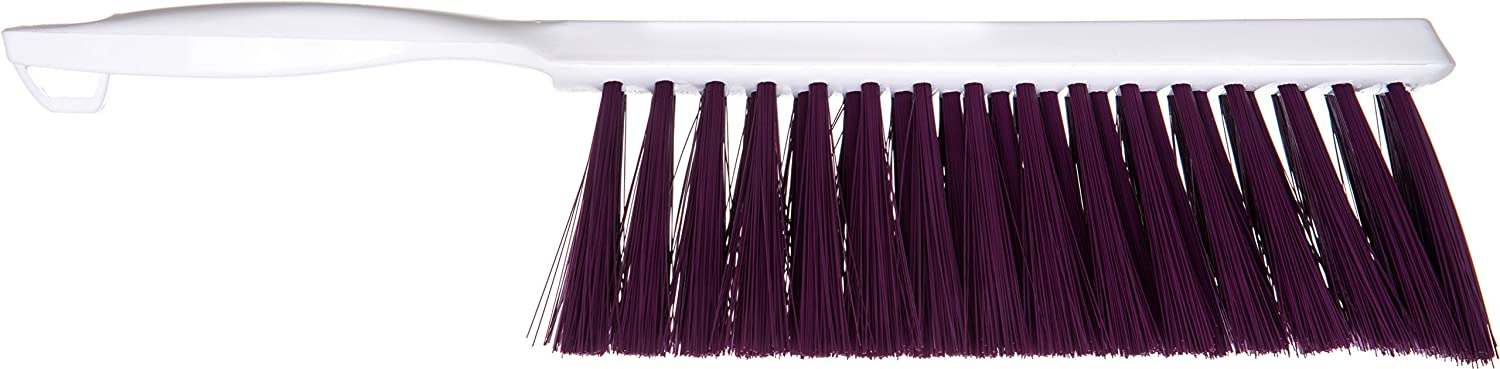 8 Length Pack of 12 Blue Carlisle 4048014 Commercial Counter Duster 8 Length Carlisle FoodService Products 40480-14