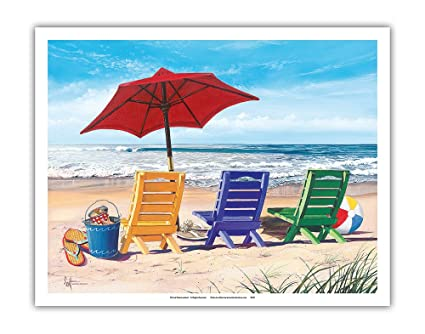 ART PRINT Beachy Keen Scott Westmoreland