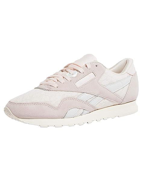 Reebok Classic Nylon, Zapatillas de Deporte para Mujer: Amazon.es: Zapatos y complementos