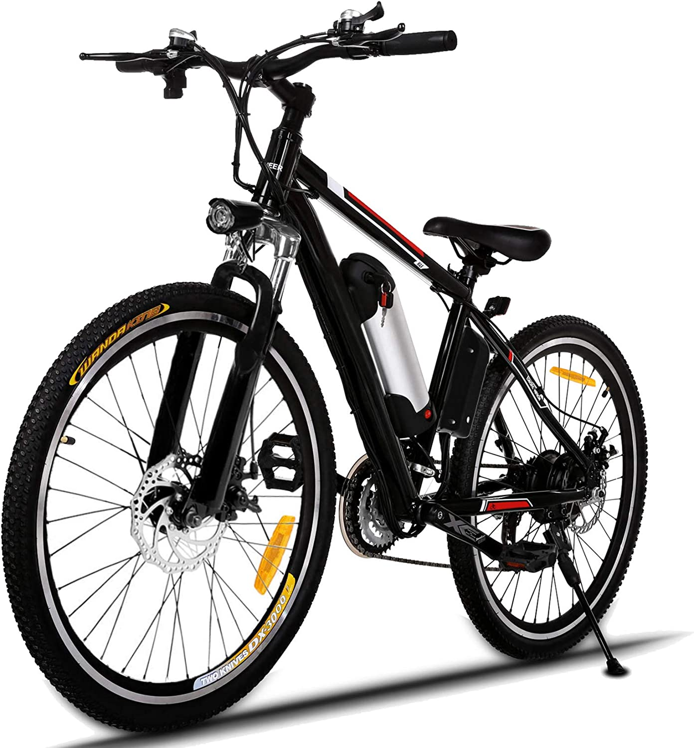 Hicient 26 Inch Mountain Electric Heavy Riders Bike
