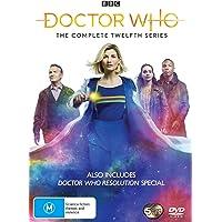 DOCTOR WHO (2020): SEASON 12 - 5 DISC - DVD